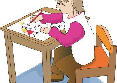 Illustration til fagbladet Farmakonomen