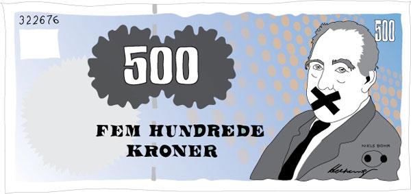 Illustration til fagbladet Djøfbladet